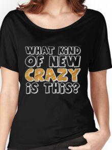 Crazy Women's Relaxed Fit T-Shirt