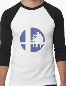 Ike - Super Smash Bros. Men's Baseball ¾ T-Shirt