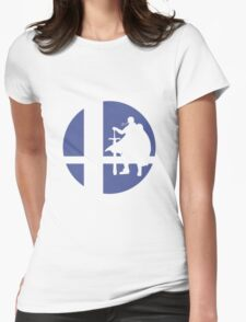 Ike - Super Smash Bros. Womens Fitted T-Shirt