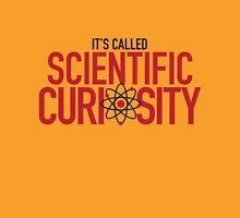 Scientific Curiosity Unisex T-Shirt