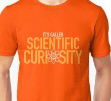 Scientific Curiosity Unisex T-Shirt