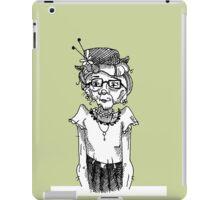 Miss Marple iPad Case/Skin