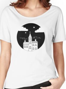 City Night Women's Relaxed Fit T-Shirt