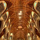Holy Name Long View by Adam Bykowski