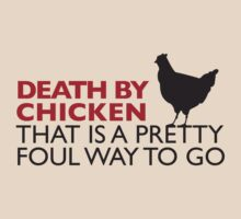 Death By Chicken by e2productions