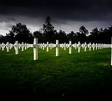 Normandy Landings American Cemetery  by nmc203