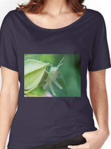 Pretty Blue Eyes Women's Relaxed Fit T-Shirt