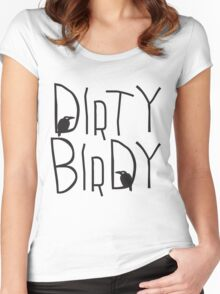 Dirty Birdy Women's Fitted Scoop T-Shirt