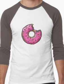 Donut Men's Baseball ¾ T-Shirt