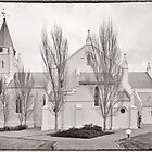 Dutch Reformed Church, Montagu by Jennie  Stock