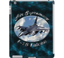 F-16 Falcon Air Supremacy iPad Case/Skin