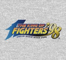 King of Fighters 98 logo Kids Clothes