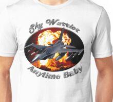 F-16 Falcon Sky Warrior Unisex T-Shirt