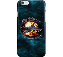 F-16 Falcon Sky Warrior iPhone Case/Skin