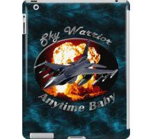 F-16 Falcon Sky Warrior iPad Case/Skin