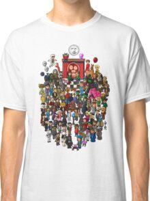Super Mighty Boosh Classic T-Shirt