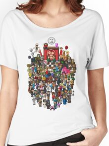 Super Mighty Boosh Women's Relaxed Fit T-Shirt