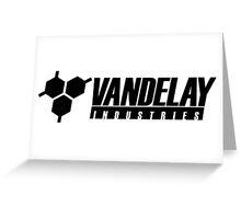 Vandelay Industries. Greeting Card