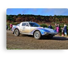 Mazda RX7 No 27 Canvas Print
