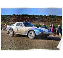 Mazda RX7 No 27 Poster