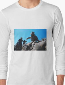 Pony Express Long Sleeve T-Shirt