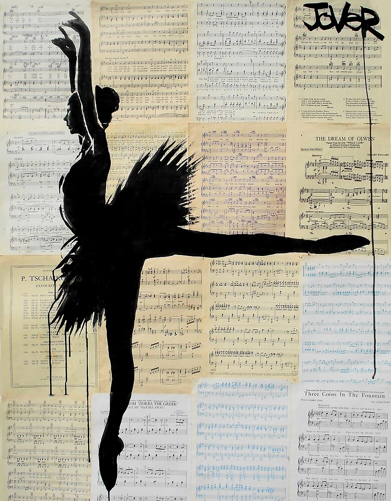 prima by Loui  Jover