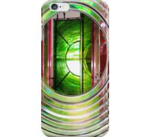 Dungeness Lighthouse Lens  iPhone Case/Skin