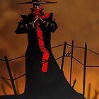 The Shadow by Vaggelis Ntousakis