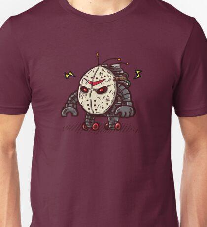 Hockey Mask Bot Unisex T-Shirt