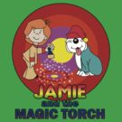 Jamie and his Magic Touch by Chris Johnson