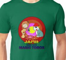 Jamie and his Magic Touch Unisex T-Shirt
