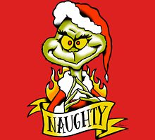 Naughty Grinch Unisex T-Shirt