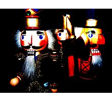 Nutcrackers Photographic Print