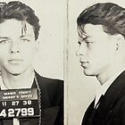 Frank Sinatra Mug Shot by Bridgeman Art Library