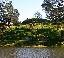 Hobbiton - New Zealand by Nicola Barnard