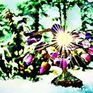 Amethystine Tree of Happiness by kindangel