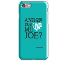 Sea of Love iPhone Case/Skin
