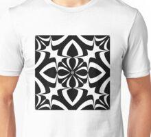 Black and white 3 Unisex T-Shirt
