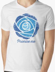 Promise Me Mens V-Neck T-Shirt