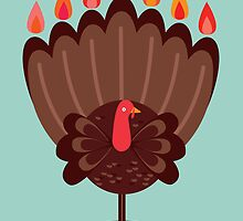 Happy Thanksgivukkah! by lisa86f