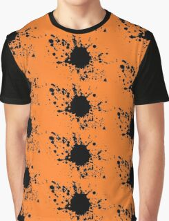 Splatter Graphic T-Shirt
