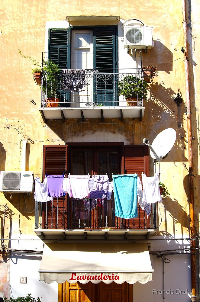 Balconies For Everything by Francis Drake
