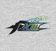 King of Fighters XIII logo Kids Clothes