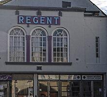 Regent Cinema, Lyme, Dorset.UK by lynn carter
