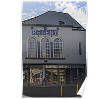 Regent Cinema, Lyme, Dorset.UK Poster