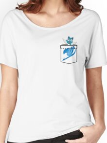 Pocket Happy! Women's Relaxed Fit T-Shirt