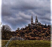 MAJESTIC HOLY HILL  by Thomas Young