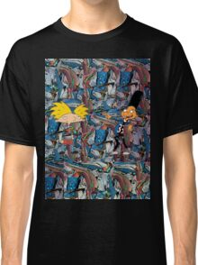 Hey Arnold! With Gerald Cosby Sweaters Classic T-Shirt