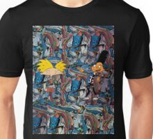 Hey Arnold! With Gerald Cosby Sweaters Unisex T-Shirt