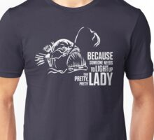 Light up that lady Unisex T-Shirt